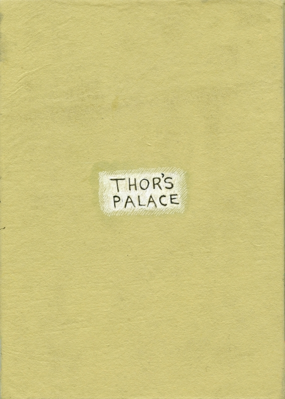 Thor's Palace Illustration by Eva Dominelli